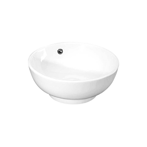 Garnet 420mm Round Countertop Basin